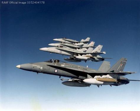 F-18 RAAF