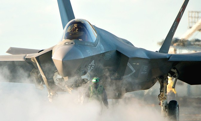 F-35 Inggris Akan Dibekali Rudal Meteor