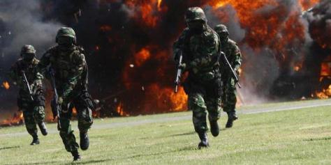 Raider TNI AD 1