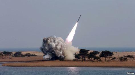 Rudal-Korea-Utara