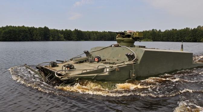 BT-3F Akan Menggantikan BTR-50 Marinir?