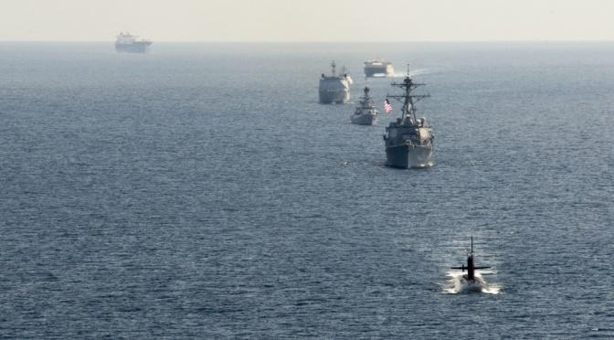 Militer Amerika Serikat Bersiap Gelar Dua Latihan Besar dengan TNI AL