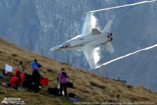 F-18 Swiss Air Force