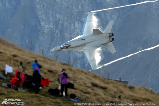 F-18 Swiss Air Force
