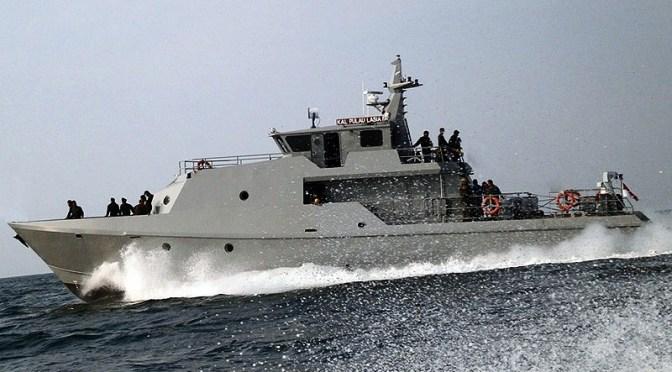 Lima KAL 28 M Produksi PT Tesco Indomaritim Perkuat TNI AL