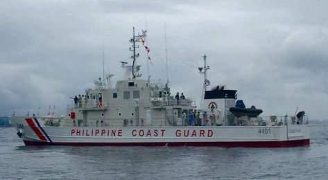 Kapal Penjaga Pantai Filipina dari Jepang 1