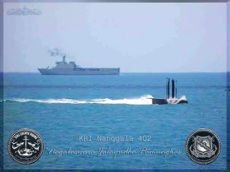 Kapal selam Nanggala 3