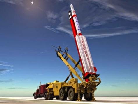 Teknologi Roket Indonesia Lapan