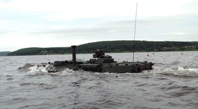 Marinir Batalkan Pembelian Lanjutan BTR-4