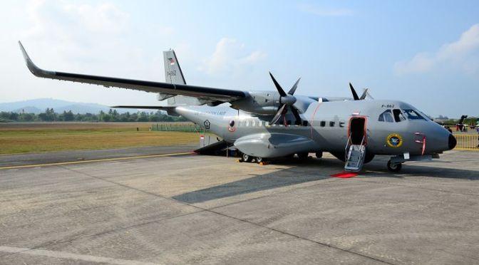 Update CN-235 PT Dirgantara Indonesia