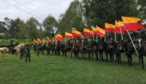 detasemen-kavaleri-berkuda