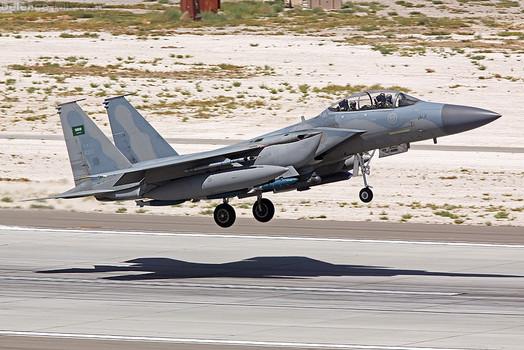 F-15 S & SA Royal Air Force Saudi 1