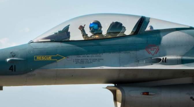 """""""Kilat A-17"""" Libatkan F-16 dan GCI TNI AU"""