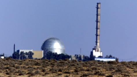 israeli-nuclear-facility-in-the-negev-dest-outside-dimona-reuters