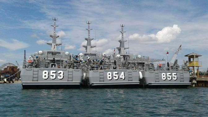 Indonesia Akan Bubarkan Unit Kapal Patroli Armada Timur dan Barat