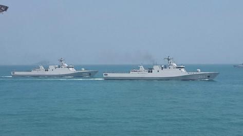 KRI TNI AL 5 panduindramanto