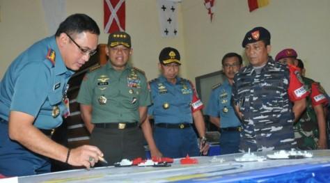 Latihan Armada Jaya Ke XXXIV Tahun 2016 2