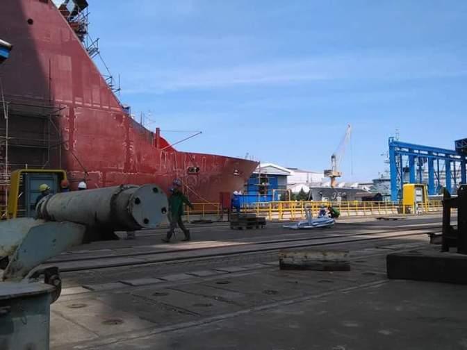 Ekspansi PT PAL ke Luar Negeri Mandek Karena Kasus Korupsi