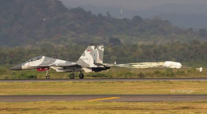 Kisah Heroik Pilot TNI AU Selamatkan Sukhoi
