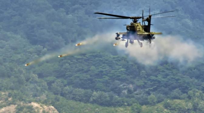 Heli Apache dan Jet Tempur F-16 Tiba Tahun Ini