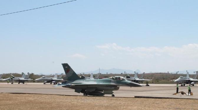 Penempatan Skuadron Tempur di NTT Masuk dalam Rencana Strategis