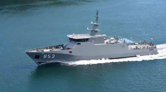Angkatan Laut Sebar Kapal Patroli ke 14 Lantamal
