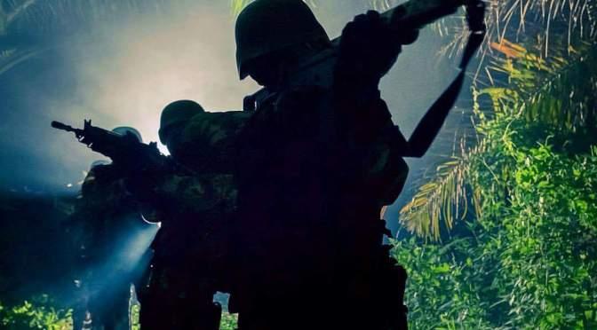 TNI-Polri Bakal Menyusuri Hutan dan Pergunungan di Halmahera