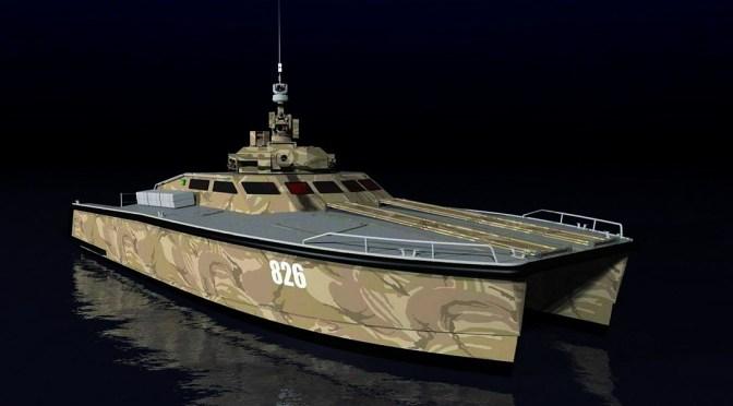 Perwakilan Mesir Kunjungi Pindad untuk Mengetahui Detail Tank Boat