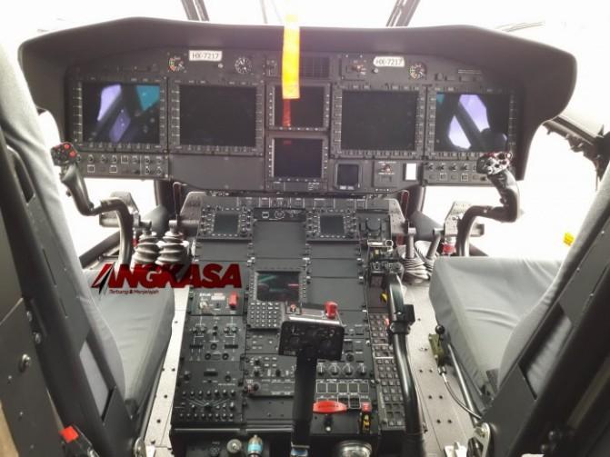 TNI AU Kekurangan 22 Penerbang Helikopter