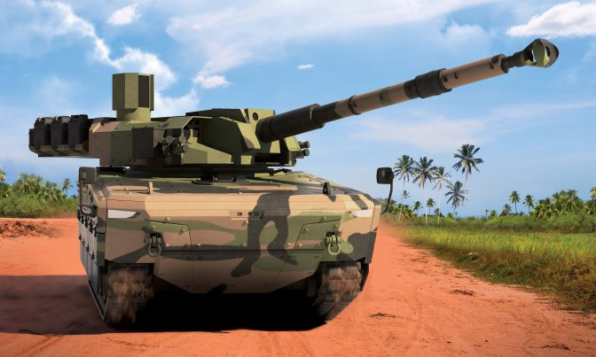 Medium Tank PT Pindad Akan Menggantikan Alutsista Uzur TNI AD
