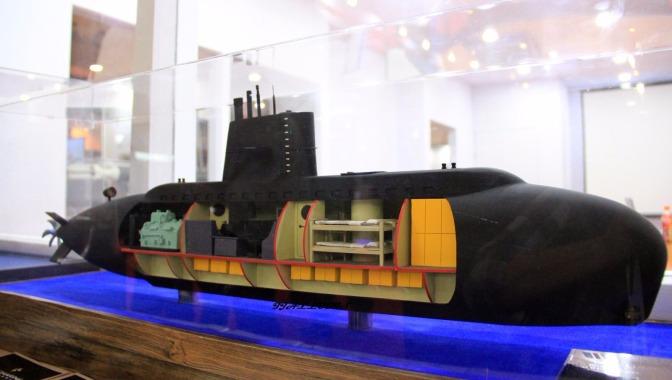 Alasan Indonesia Pilih 'Midget-Submarine'