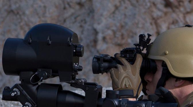 PT Pindad Kembangkan Teknologi Teleskop Khusus Sniper