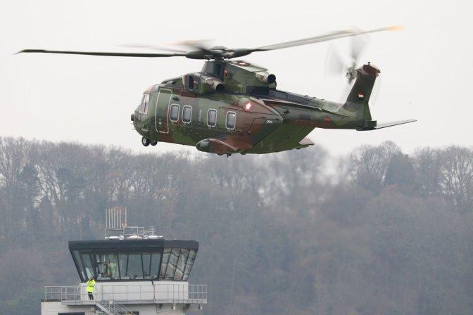 TNI AU Tunjuk Kuasa Hukum atas Kasus Helikopter AW-101