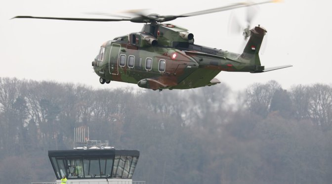 Helikopter AW-101 Merlin Tidak Sesuai Spesifikasi