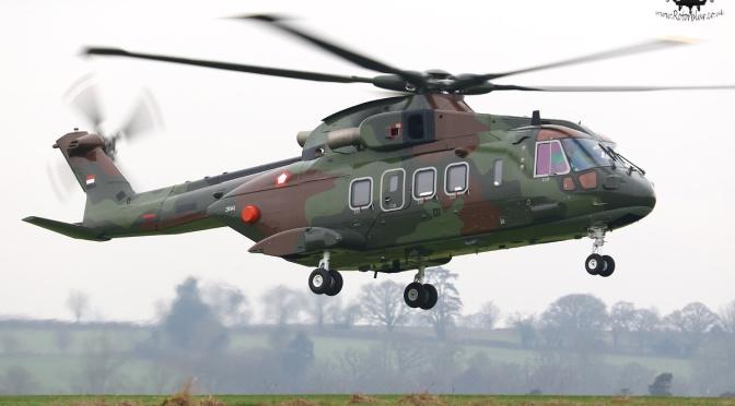"Kehebohan Helikopter AgustaWestland AW 101, ""order is an order !"""