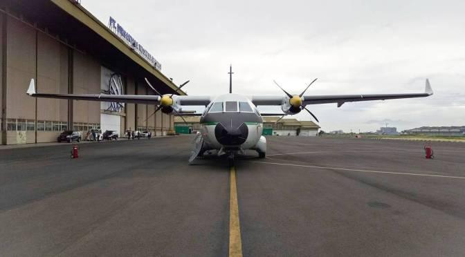 CN235 yang Diinginkan Nepal untuk Transportasi Militer