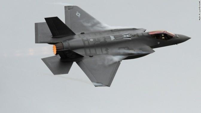Ada Masalah Oksigen, Puluhan F-35 AS Diistirahatkan