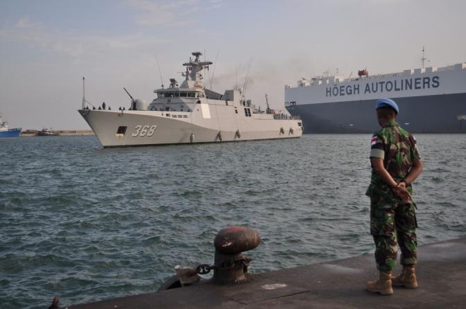 TNI AL Akan Bangun Dermaga di Sangihe