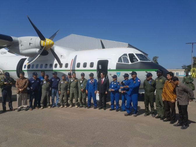 Senegal Bakal Pesan Lagi CN-235