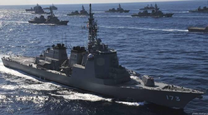 Destroyer Jepang Rasa Cruiser