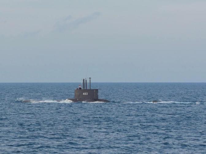 India Memberikan Pelatihan Kapal Selam ke Indonesia