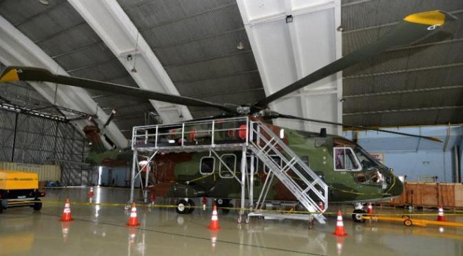 KPK Mulai Selidiki Pengadaan AW-101