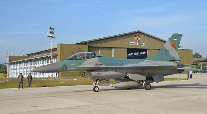 F-16 Siap Amankan Kunjungan Raja Salman