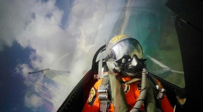 Fighter F-16 Berikan Pembekalan Terminologi Perang Udara Awak Radar GCI