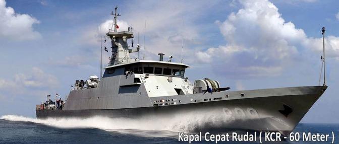 TNI AL Berencana Memesan Tiga Unit KCR-60 Tambahan pada Pertengahan 2017