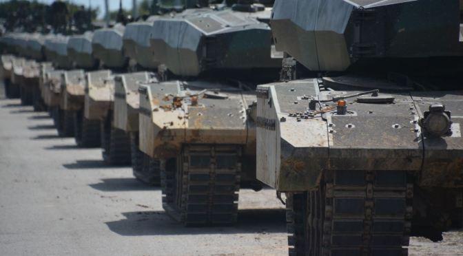 Mengenal Batalyon Kavaleri 1 Kostrad TNI AD