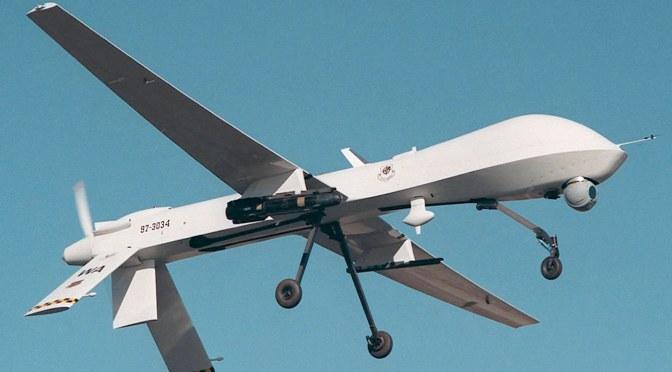 Angkatan Udara AS Pensiunkan MQ-1 Predator Tahun 2018