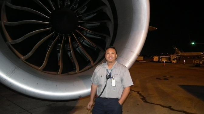 Muhamad Akmal Rizqi, Kepala Proyek Avionika Boeing 787 Dreamliner