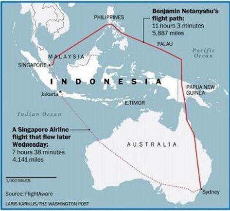 pesawat-pm-netanyahu-hindari-wilayah-indonesia-saat-menuju-australia-e
