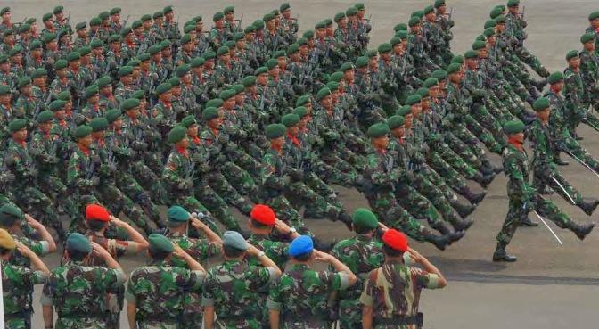 Indonesia Satu-satunya Negara Tanpa UU Keamanan Nasional